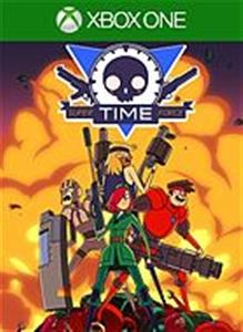 Carátula del juego Super Time Force