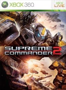 Carátula del juego Supreme Commander 2