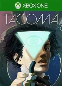 Carátula del juego Tacoma