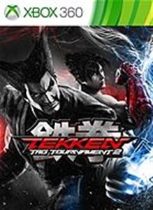 Carátula del juego TEKKEN TAG TOURNAMENT 2