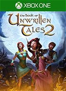 Carátula del juego The Book of Unwritten Tales 2