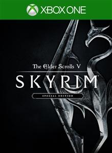 Carátula del juego The Elder Scrolls V: Skyrim Special Edition