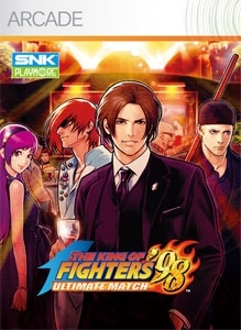 Carátula del juego The King of Fighters 98