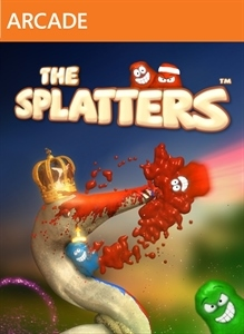 Carátula del juego The Splatters™