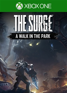 Carátula del juego The Surge: A Walk in the Park