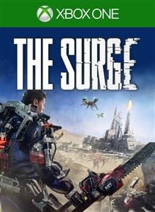 Carátula del juego The Surge