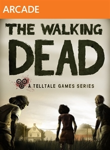 Carátula del juego The Walking Dead