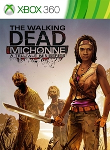 Carátula del juego The Walking Dead: Michonne - Episode 1