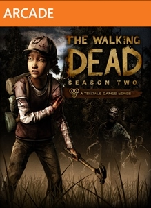 Carátula del juego The Walking Dead: Season Two
