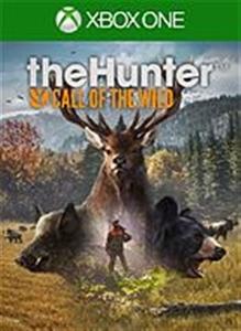 Carátula del juego theHunter: Call of the Wild