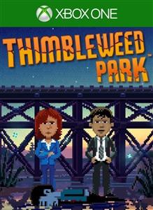 Carátula del juego Thimbleweed Park