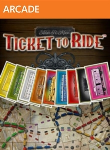 Carátula del juego Ticket to Ride