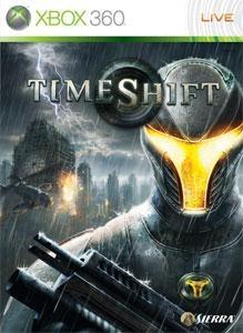 Carátula del juego TimeShift
