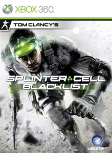 Carátula del juego Tom Clancy's Splinter Cell® Blacklist™