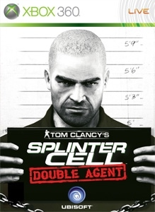 Carátula del juego Tom Clancy's Splinter Cell Double Agent