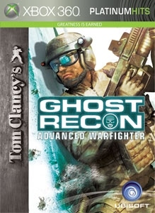Carátula del juego Tom Clancy's Ghost Recon Advanced Warfighter™