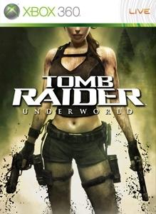 Carátula del juego Tomb Raider Underworld