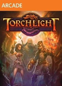 Carátula del juego Torchlight