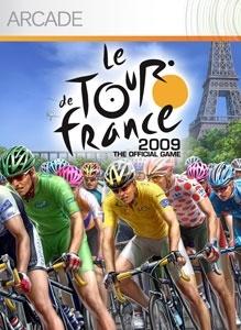 Carátula del juego Tour de France 2009