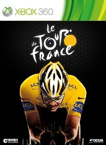 Carátula del juego Tour de France