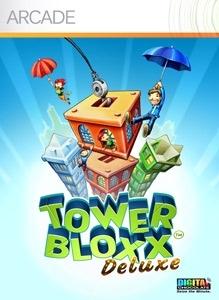 Carátula del juego Tower Bloxx Deluxe