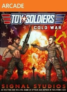 Carátula del juego Toy Soldiers Cold War