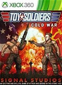 Carátula del juego Toy Soldiers: Cold War