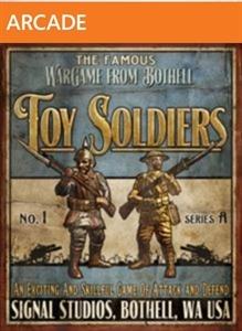 Carátula del juego Toy Soldiers