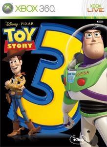 Carátula del juego Toy Story 3