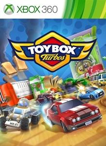 Carátula del juego Toybox Turbos