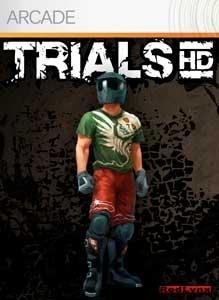 Carátula del juego Trials HD
