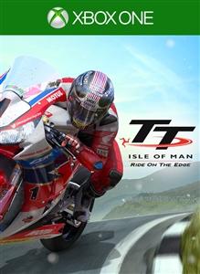 Carátula del juego TT Isle of Man