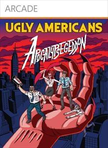 Carátula del juego Ugly Americans: Apocalypsegeddon