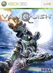 Carátula del juego VANQUISH