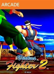 Carátula del juego Virtua Fighter 2