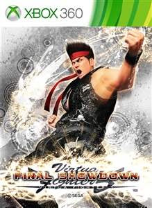 Carátula del juego Virtua Fighter 5 Final Showdown