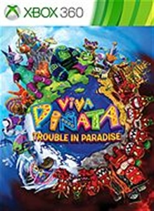 Carátula del juego Viva Piñata: TIP