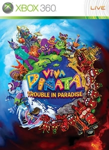 Carátula del juego Viva Piñata: Trouble in Paradise