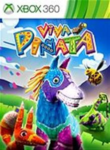 Carátula del juego Viva Piñata