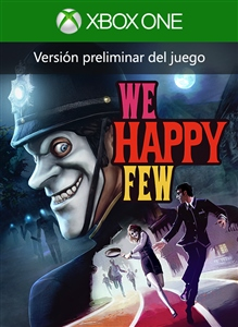 Carátula del juego We Happy Few*