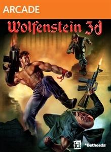 Carátula del juego Wolfenstein 3D