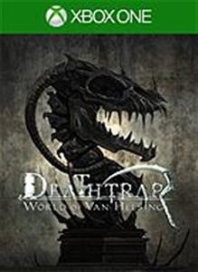 Carátula del juego World of Van Helsing: Deathtrap