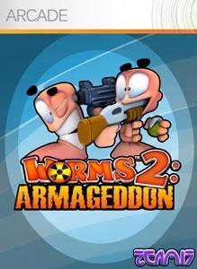 Carátula del juego Worms 2: Armaggedon