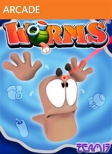 Carátula del juego Worms