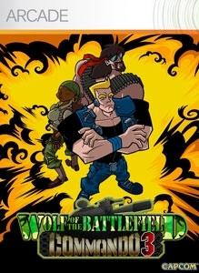 Carátula del juego WOTB: Commando 3