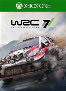 Carátula del juego WRC 7 FIA World Rally Championship