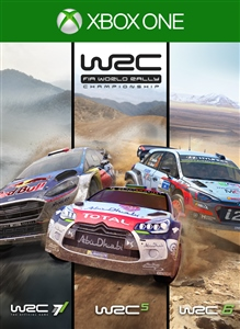 Carátula del juego WRC Collection FIA World Rally Championship