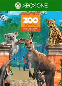 Carátula del juego Zoo Tycoon: Ultimate Animal Collection