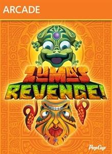Carátula del juego Zuma's Revenge!