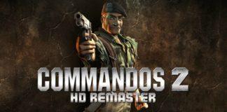 Portada de Commandos 2 HD Remaster